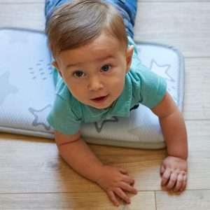 כרית תמיכה לתינוקות תכלת ווייזבייבי